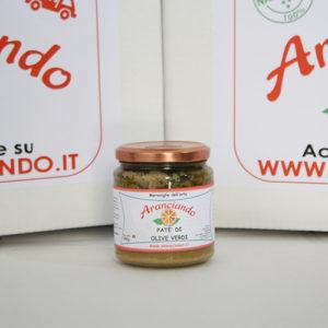 Patè di Olive Verdi 280 g