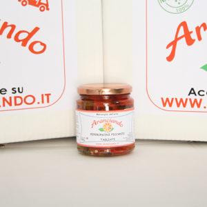 Peperoncini Piccanti Tagliati 280 g